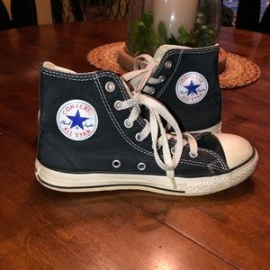 Converse Youth Chuck Taylor hi top sneakers